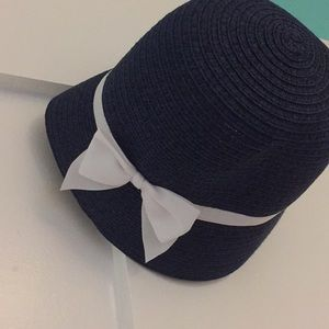 NWT Janie and Jack Navy Hat